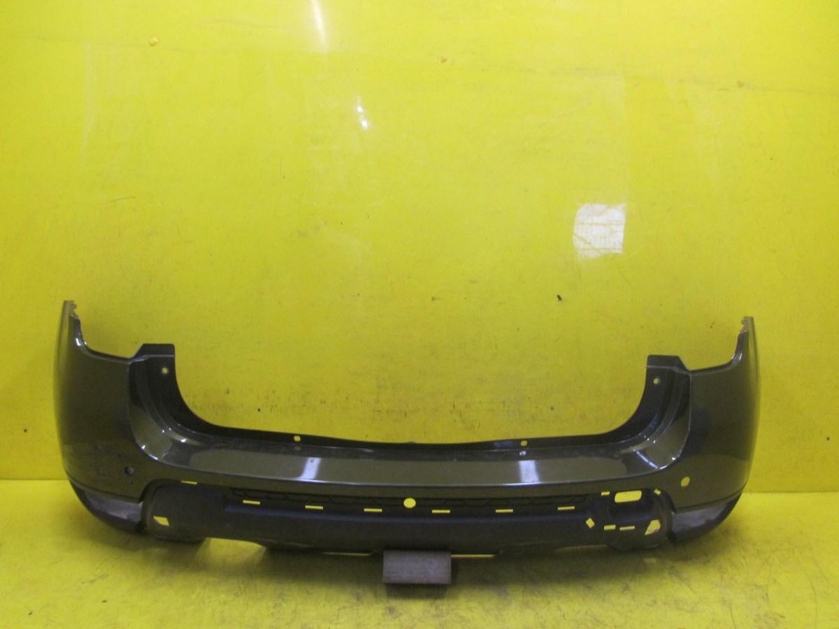 Бампер задний Renault Duster 1 (2015-�