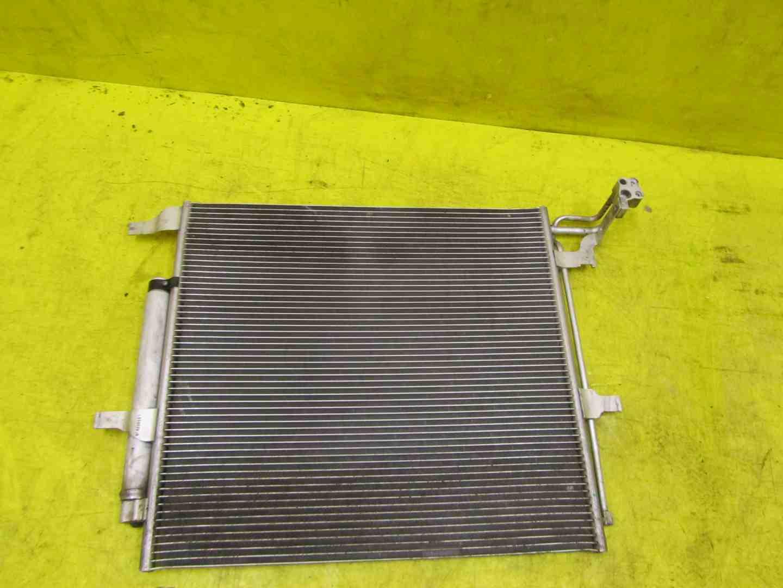 Радиатор кондиционера Geely At