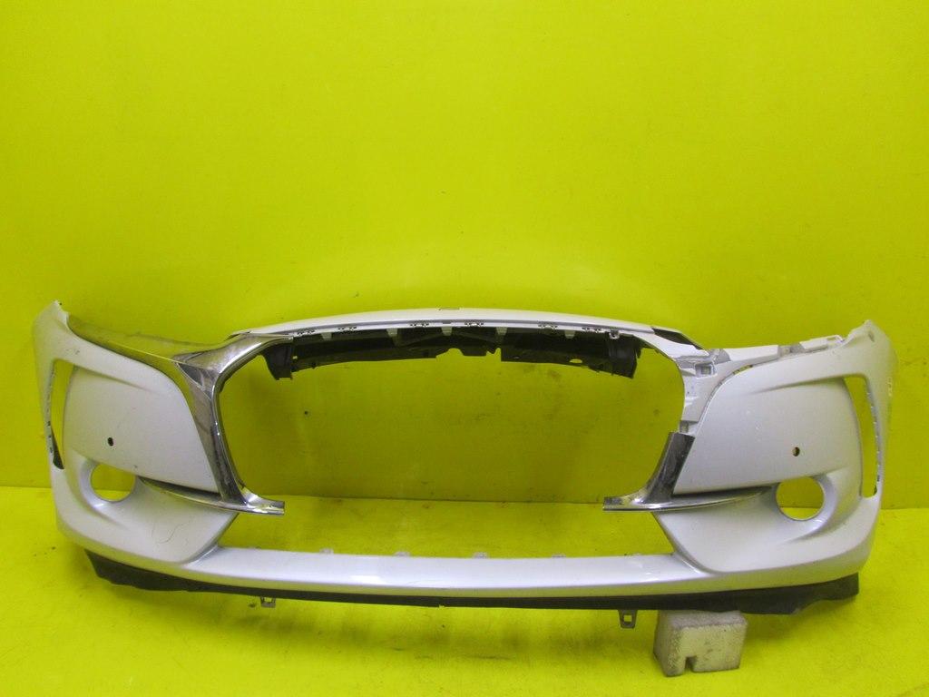 Бампер передний Citroen DS3 (14-15)