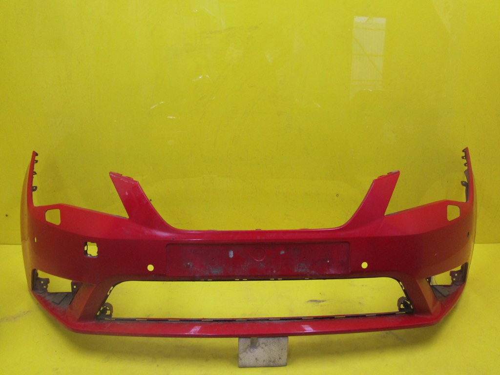 Бампер передний SEAT Leon 3 5F (2013