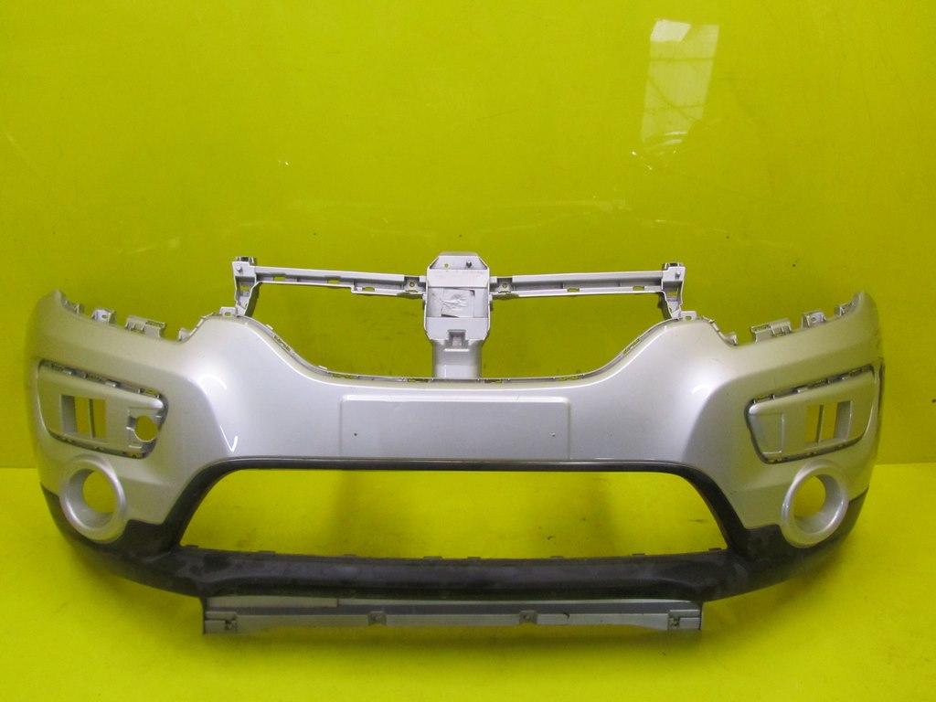 Бампер передний Renault Sandero 2 (1