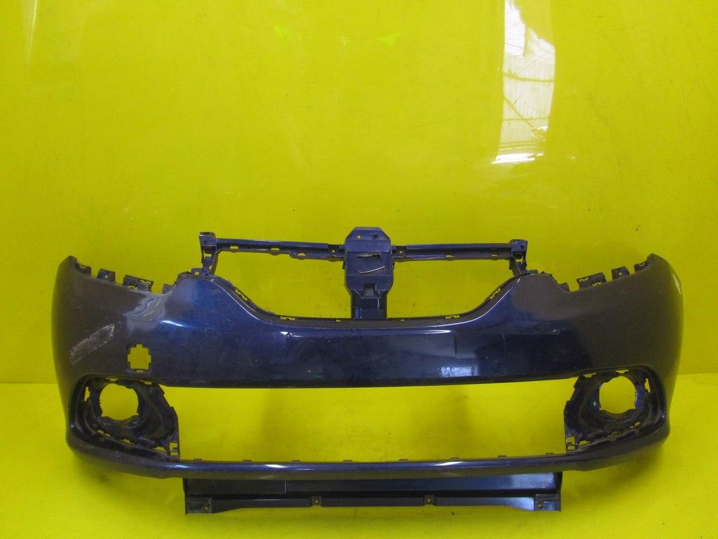 Бампер передний Renault Logan 2 Sand
