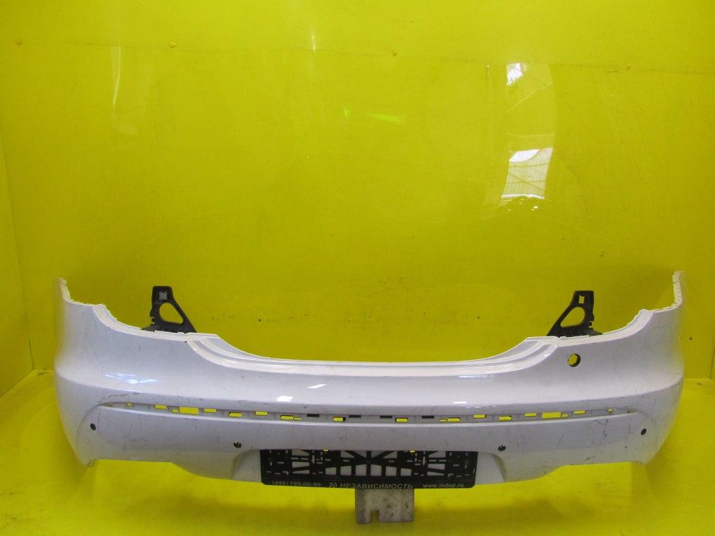 Бампер задний Jaguar XJ 4 X351 09-15 A
