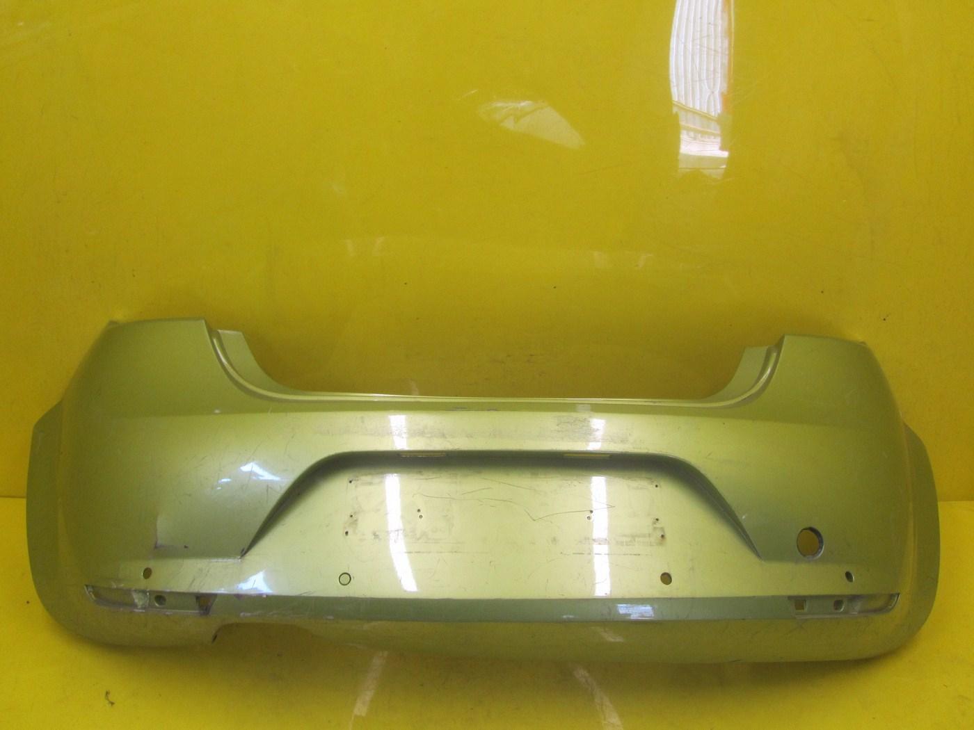 Бампер задний SEAT Leon 2 (09-12) 1P08