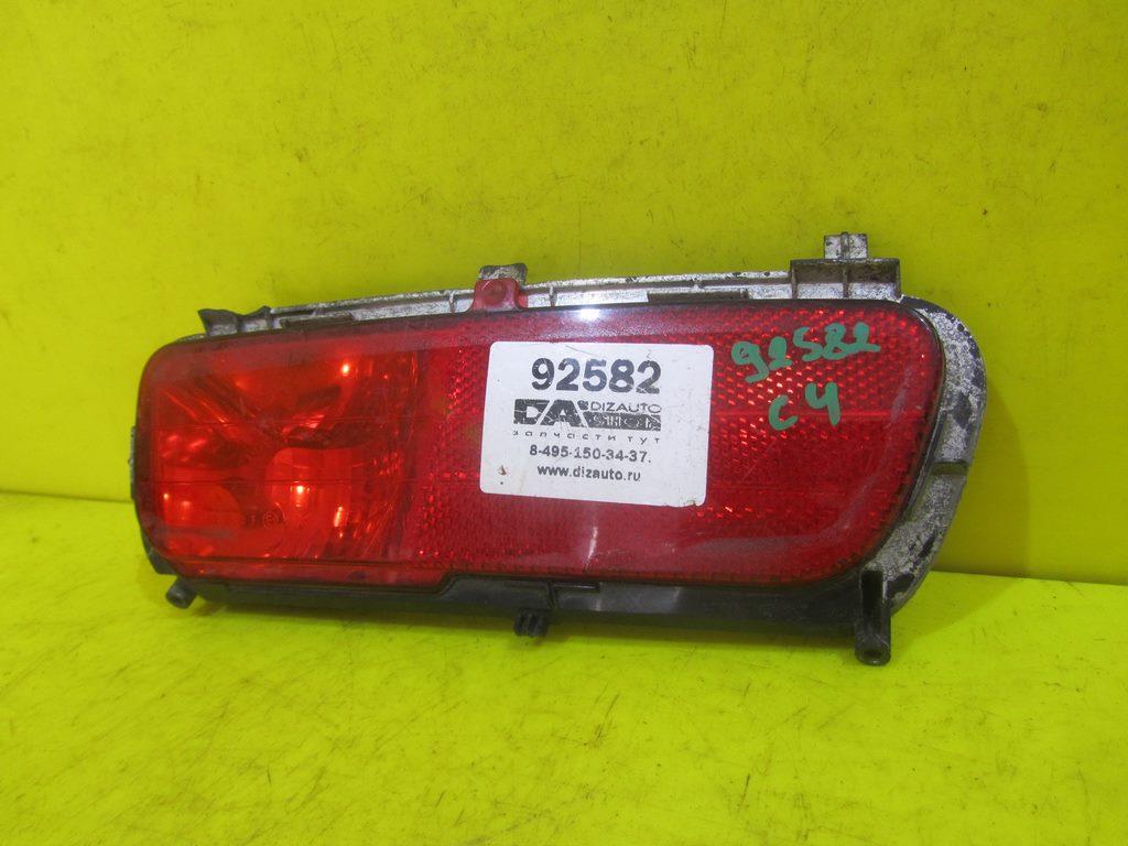 ПТФ задняя правая Citroen C4 Picass