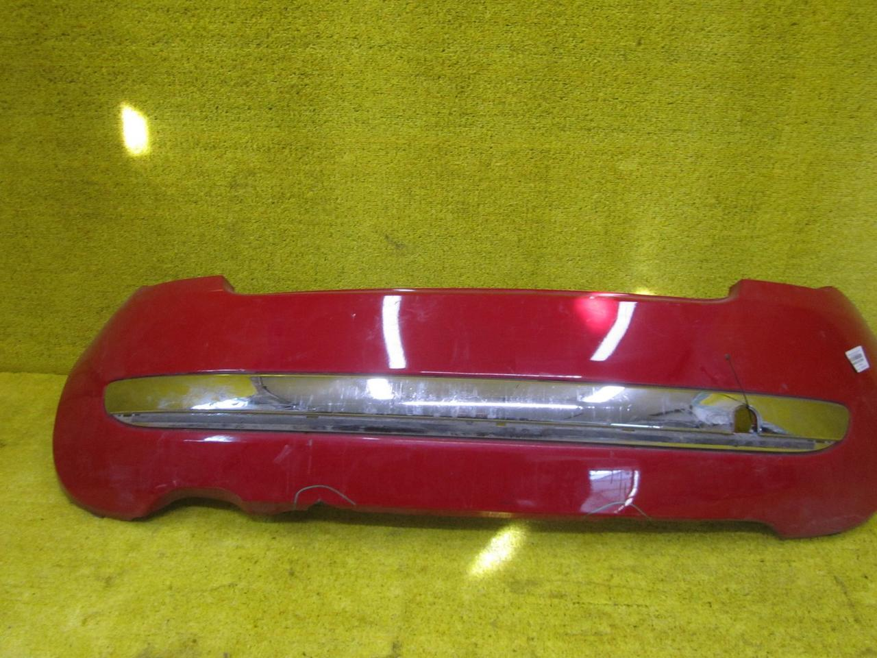 Бампер задний Fiat 500 2 (07-15) 73542