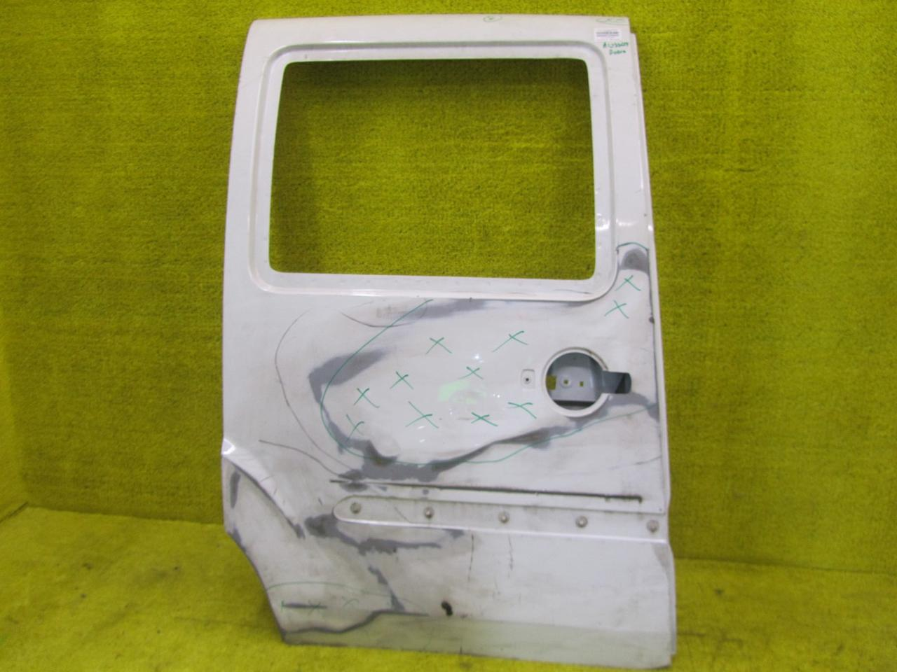 Дверь задняя правая Fiat Doblo 1
