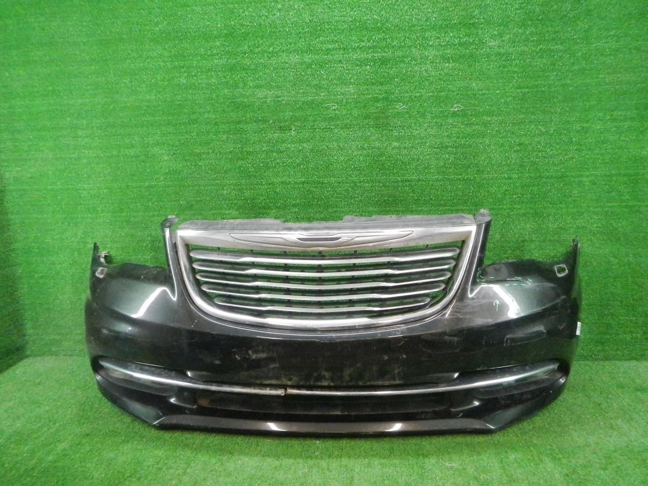 Бампер передний Chrysler Voyager 5 (