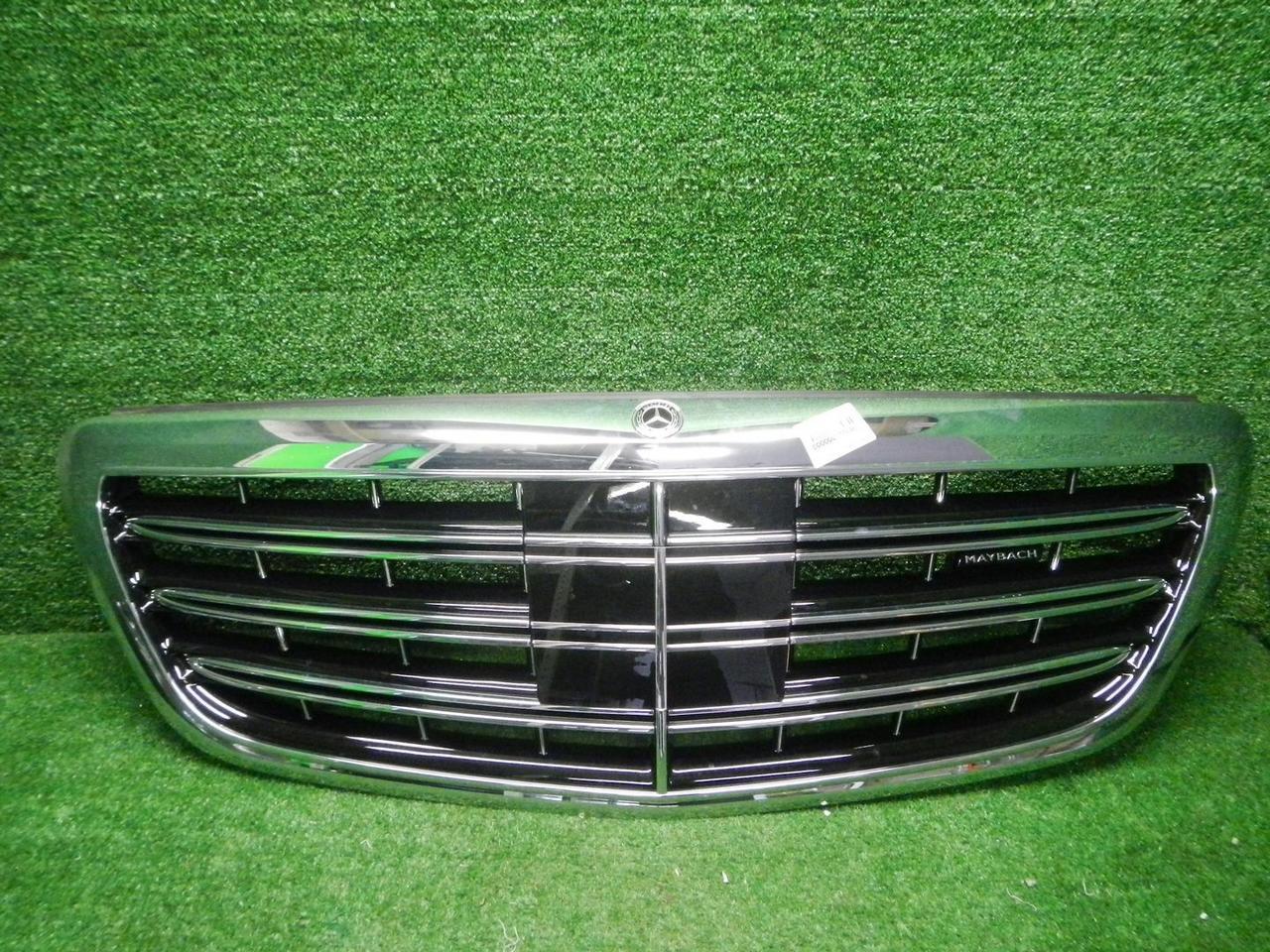 Решетка радиатора Mercedes S class