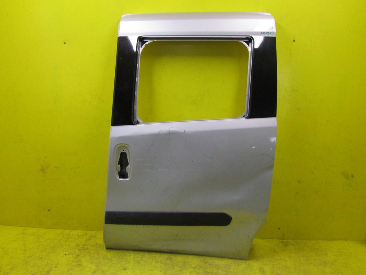 Дверь сдвижная левая Fiat Doblo