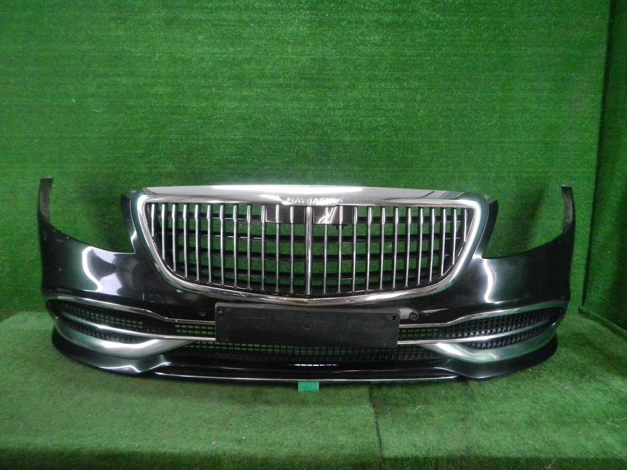 Бампер передний Mercedes S W222 (201