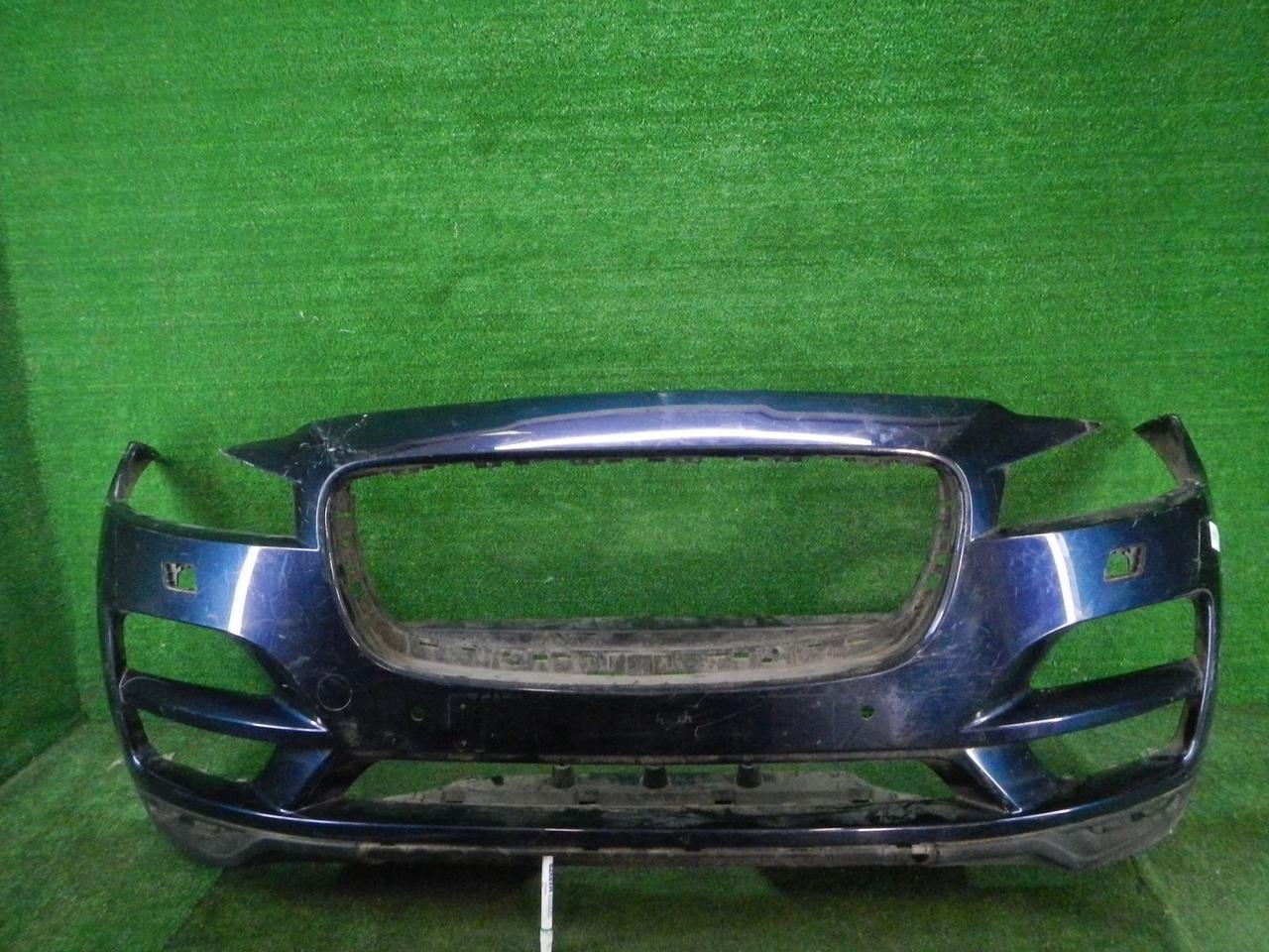 Бампер передний Jaguar F-PACE (2016-