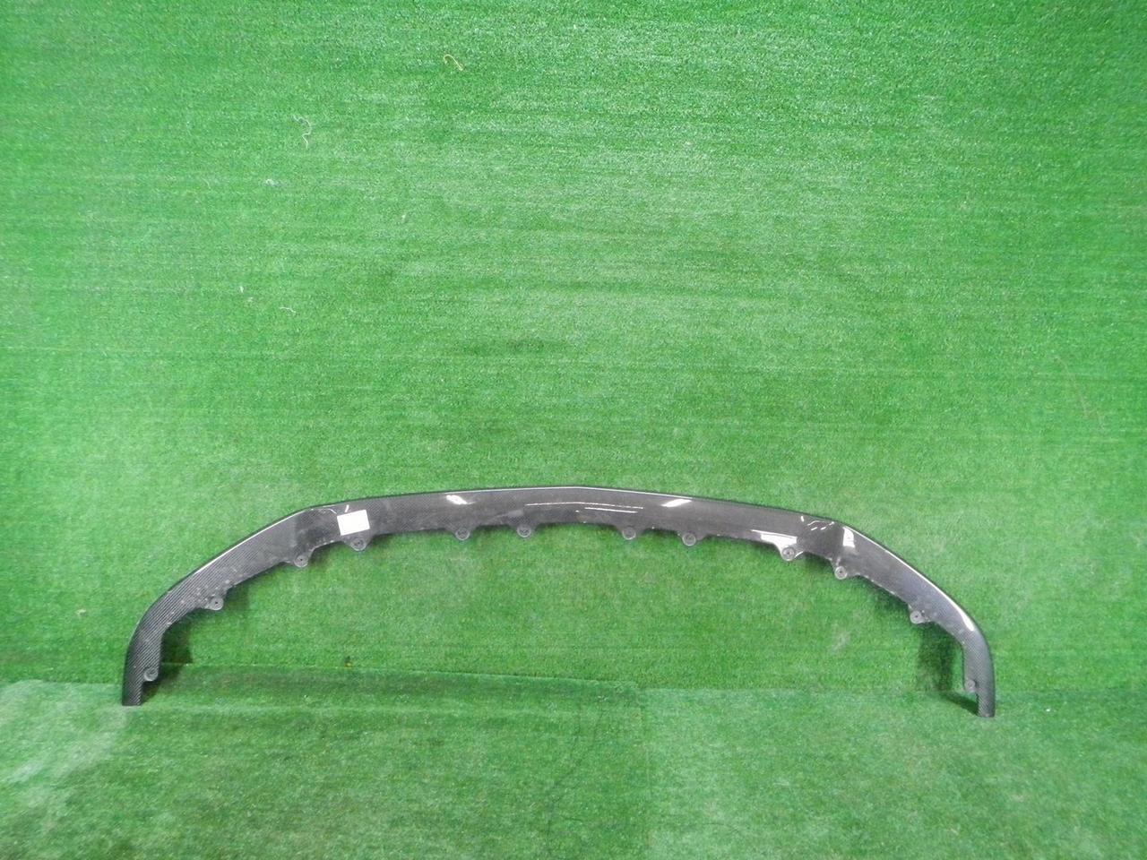 Юбка переднего бампера Bentley