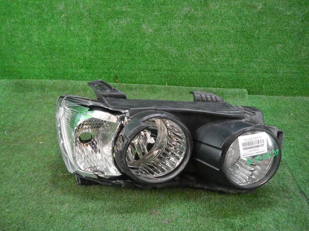 Фара правая Chevrolet Aveo T300 (2011-20