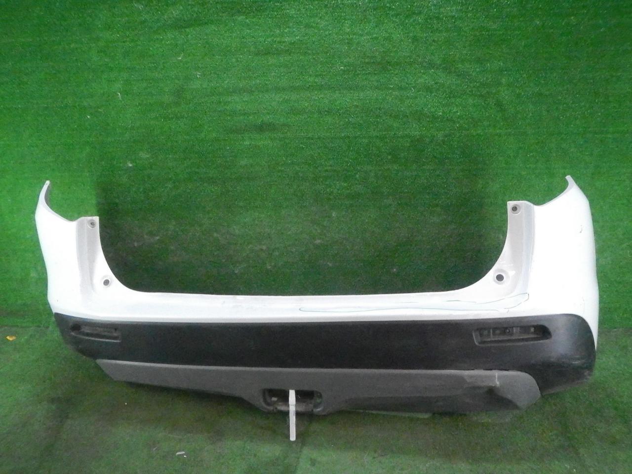 Бампер задний Suzuki Vitara 2 (2014-20