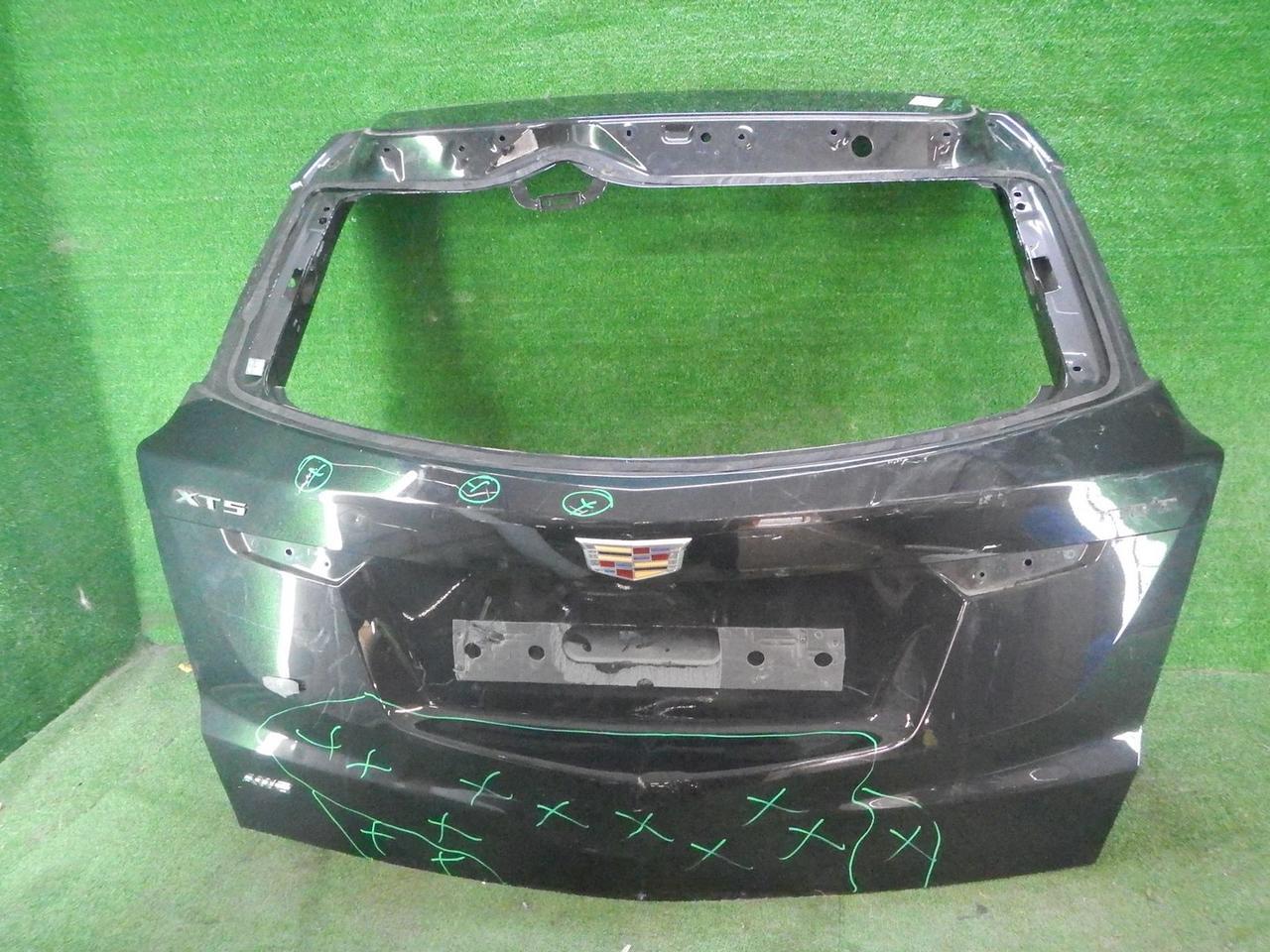 Крышка багажника Cadillac XT5 (2016