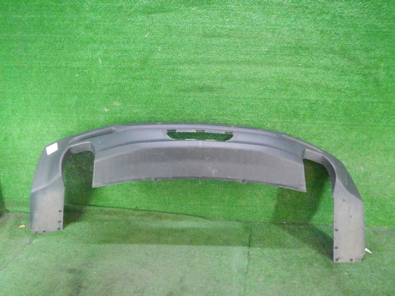 Юбка заднего бампера Chevrolet C