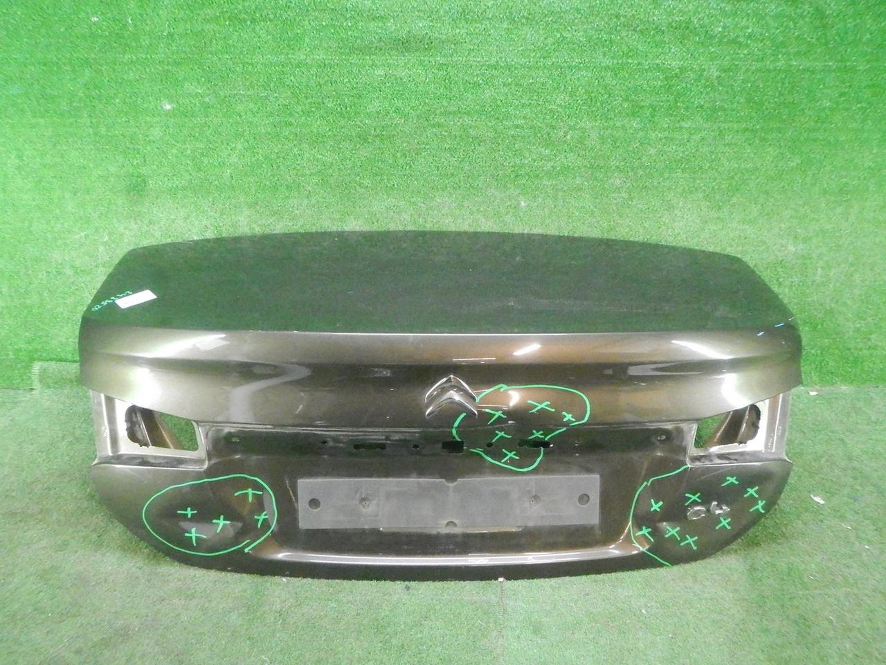 Крышка багажника Citroen C4 Sedan (
