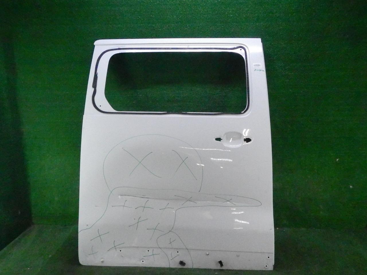 Дверь сдвижная правая Citroen S