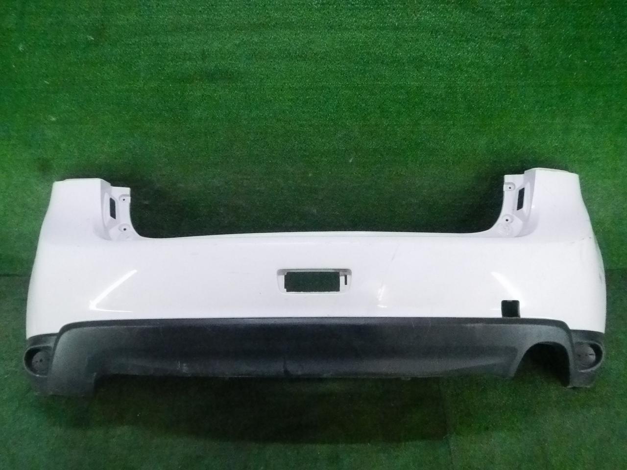 Бампер задний Mitsubishi ASX (2012-201