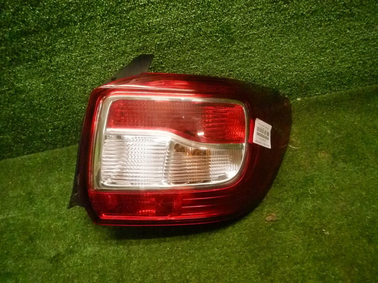 Фонарь правый Renault Logan 2 (2014-н