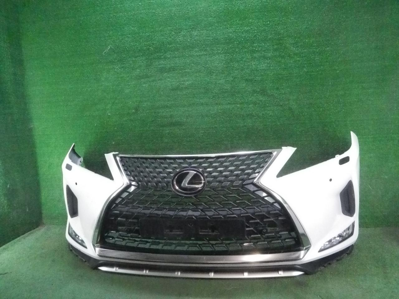 Бампер передний Lexus RX 4 (2019-н.