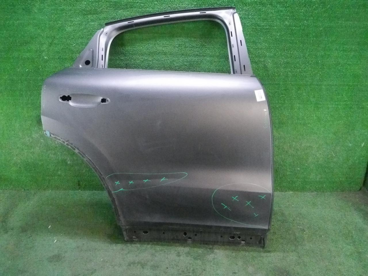 Дверь задняя правая Porsche Cayen