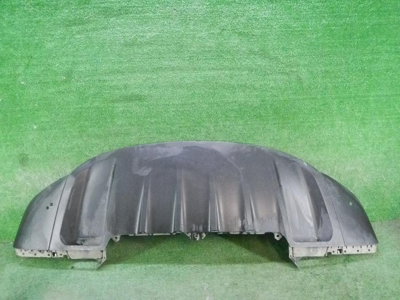 Юбка переднего бампера Porsche