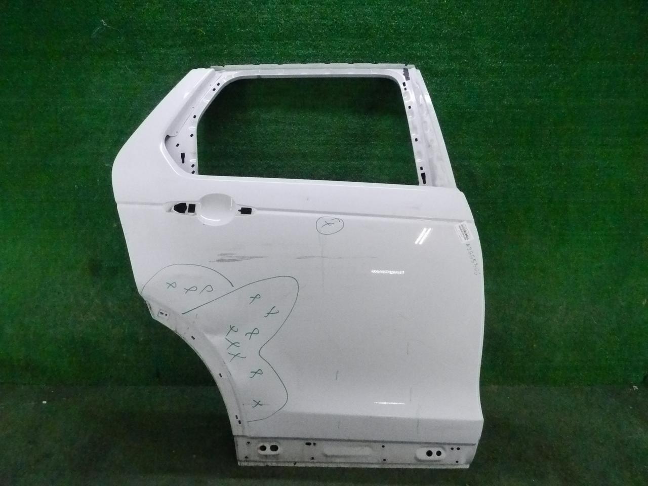 Дверь задняя правая Land Rover Di