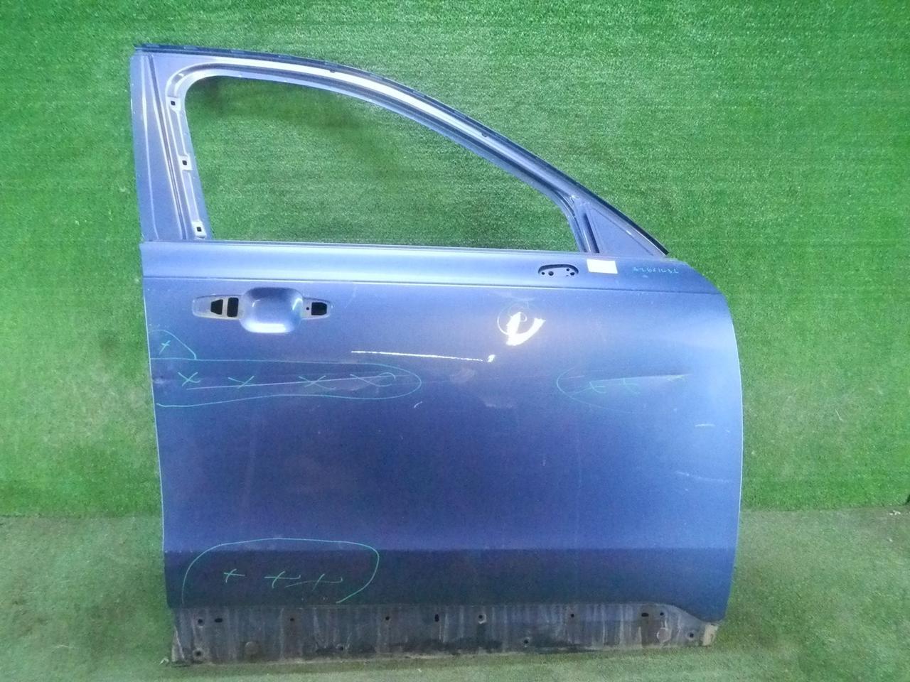 Дверь передняя правая Volvo XC9