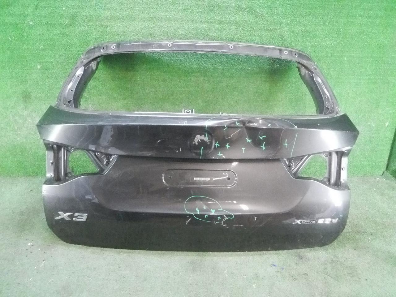 Крышка багажника BMW X3 G01 (2017-�