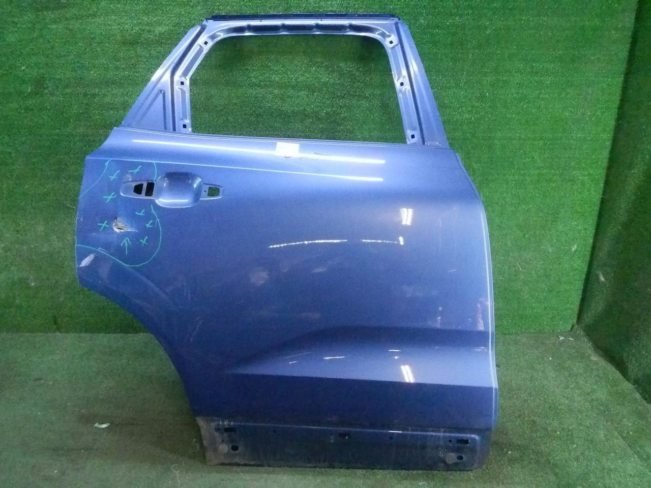 Дверь задняя правая Volvo XC60 2
