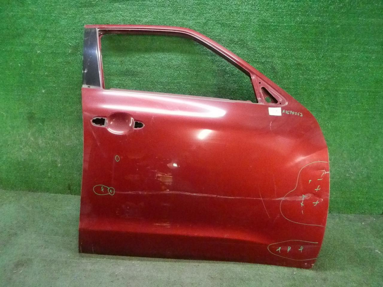 Дверь передняя правая Nissan Ju